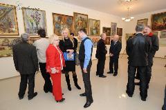 Відкрилась перша приватна галерея в Кіровограді