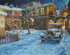 Выставка работ Сергея Дриги