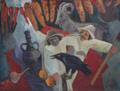 Выставка Владимира Остроухова